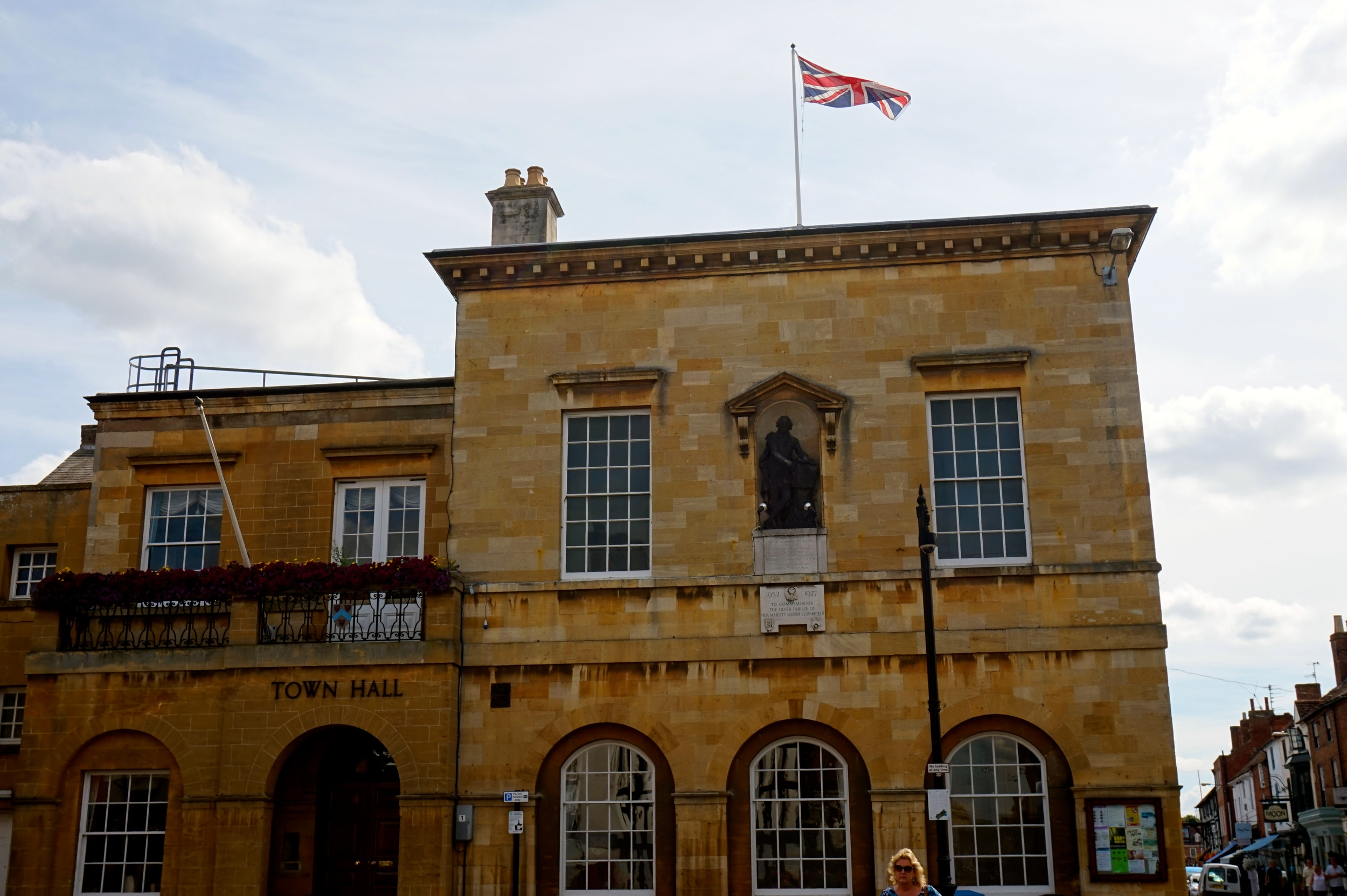 Stratford's Town Hall