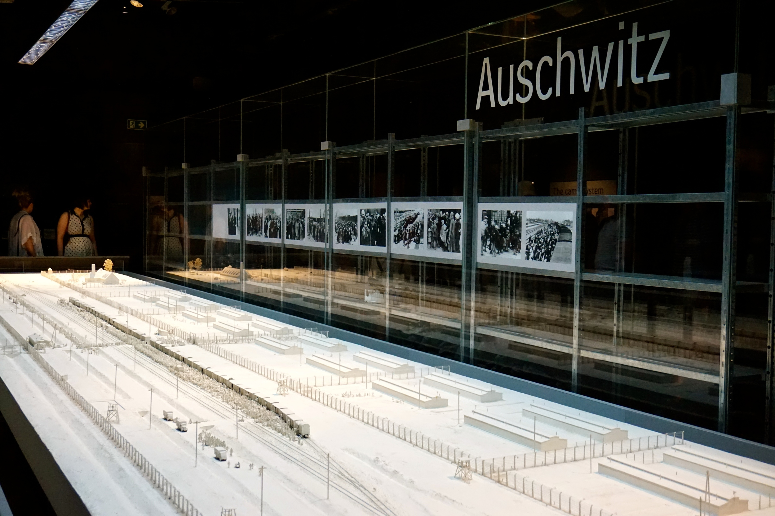 The haunting Holocaust exhibition
