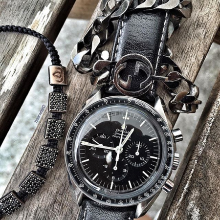 The Omega Speedmaster Professional, a.k.a the Moonwatch