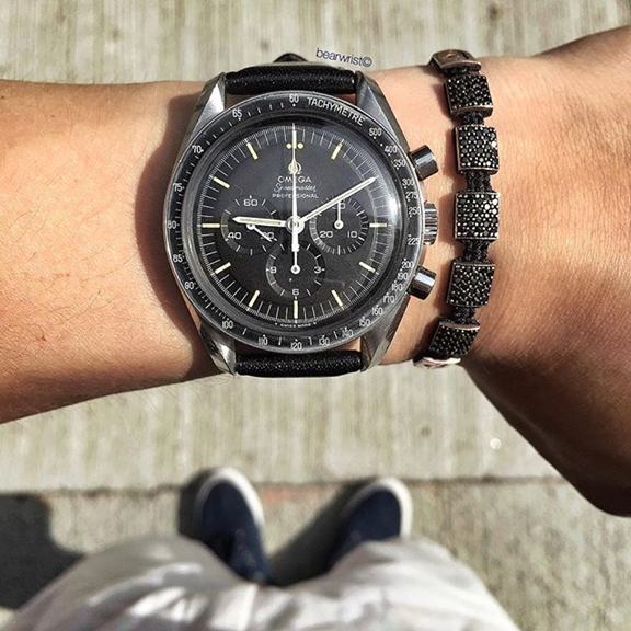 The Omega Speedmaster Professional, a.k.a. the Moonwatch