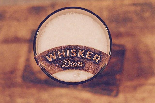 No shame it the foam game. Drink up!!! #whiskerdam #beer #beard #craft #mustache #drinks #friday #bestofday