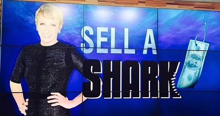 Day dreaming of that time @barbaracorcoran enjoyed the #whiskerdam  #sharkapproved #gma #madeinusa