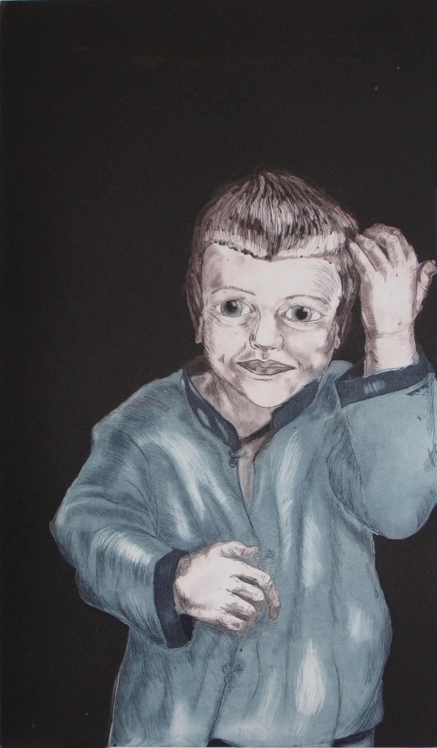 Peter Parker 30 x 50 cm