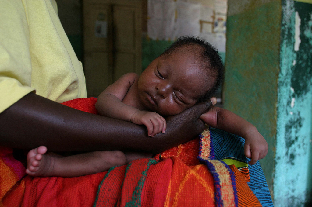 Photography by  Pierre Holtz for UNICEF