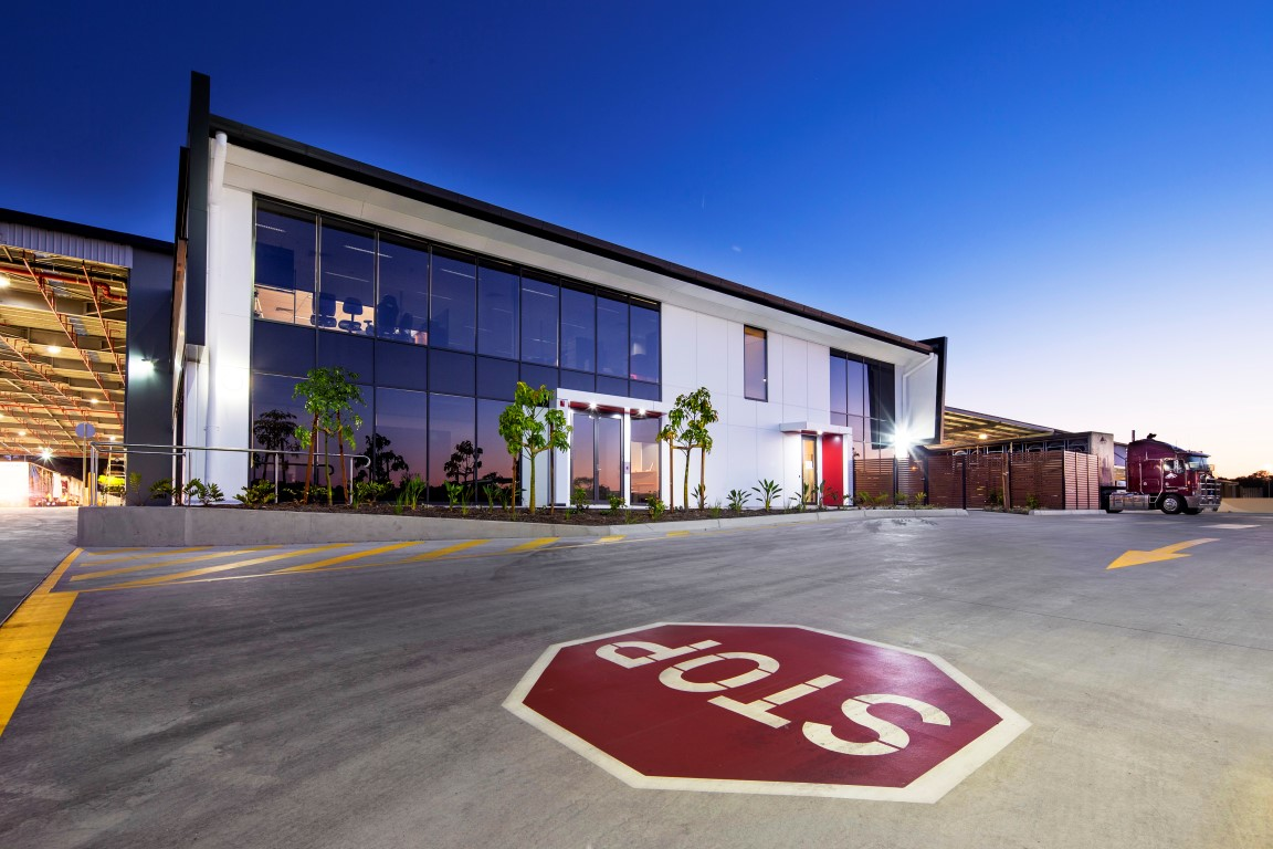 CEVA Distribution Warehouse  Berrinba, QLD  48,000m2   Client: Australand