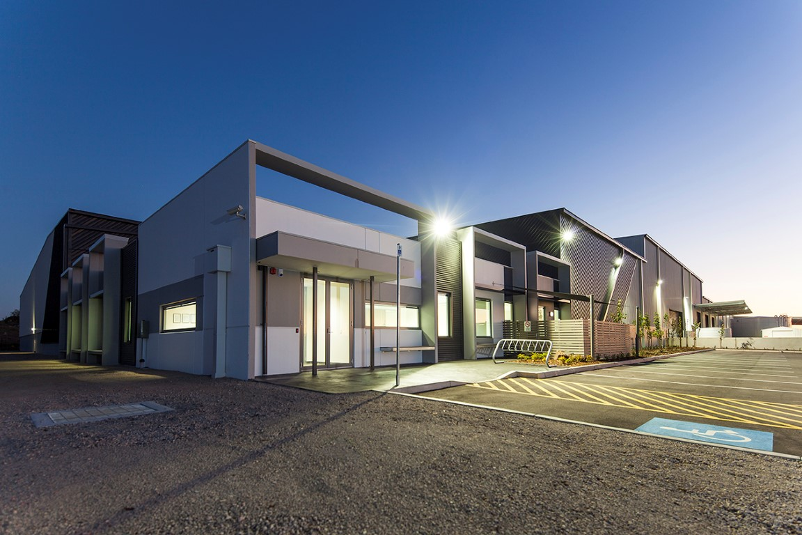 Australian Ballet & Spec Warehouse  Altona, VIC  27,000m2 Client: Australand