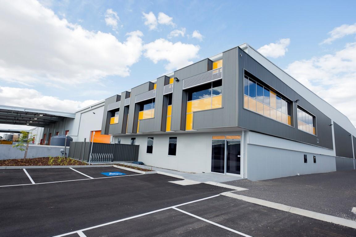 Denso & Spec Warehouse  Derrimut, VIC  24,000m2 Client: Australand