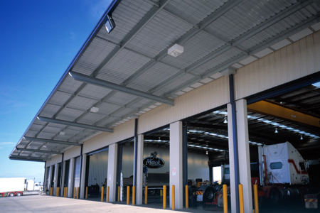 Mack Trucks  Laverton North, VIC  Client: Vaughan Constructions