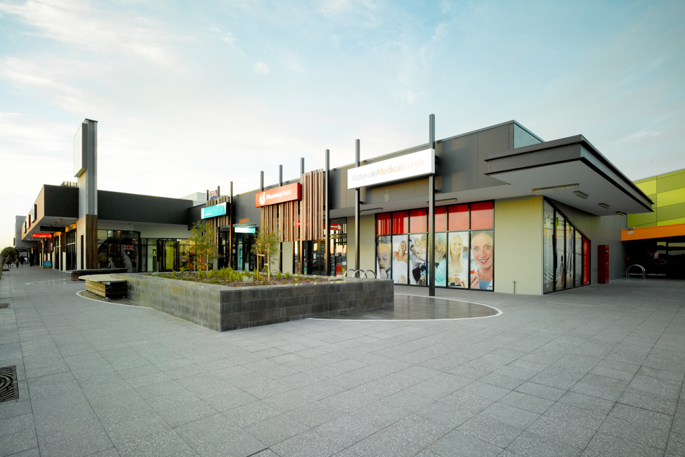 Watervale Shopping Centre  Watervale, VIC  Client: Australand