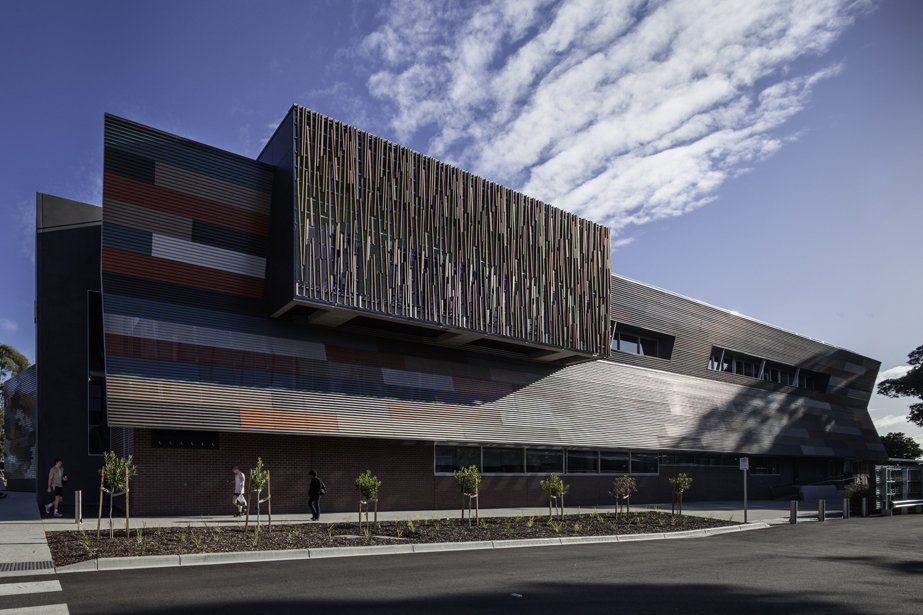 Monash University  Frankston, VIC  Client: Monash University