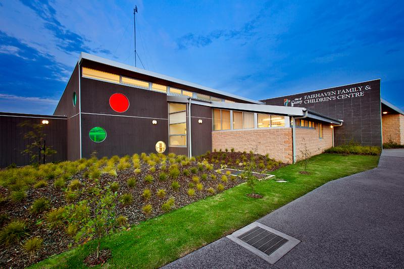 Fairhaven Childrens Centre  Cranbourne East, VIC  Client: City of Casey