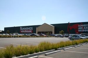 Bunnings Warehouse  Vermont South, VIC  Client: Pellicano Builders