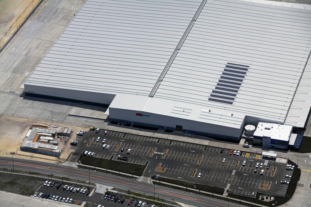 Kmart Distribution Centre  Jandakot, WA  48,000m2 Client: CIP