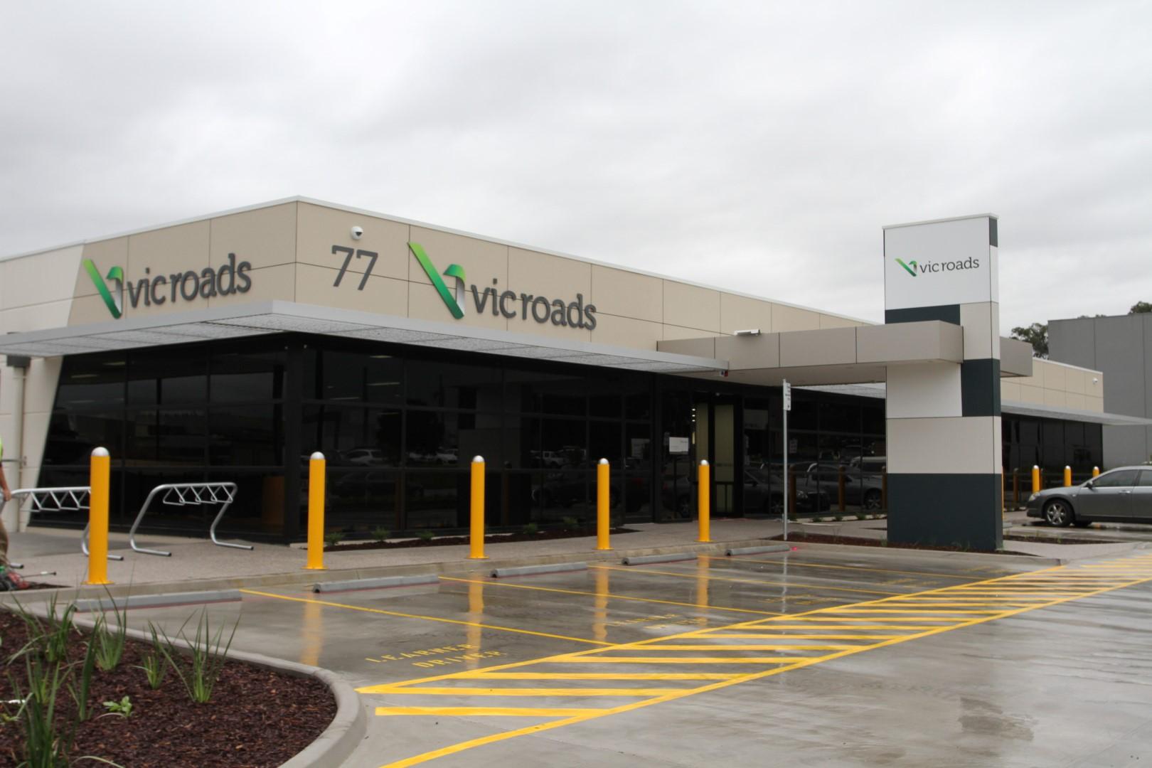 Vic Roads   Moorrabbin, VIC  Client: Pellicano Builders