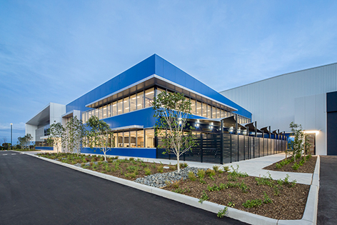 Martin Brower Warehouse & DC  Horsley Park, NSW  Client: Frasers Property