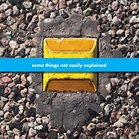 "somethings not easily explained    2013   $19.75   Square  8"" x 8""    100 pages   Perfect-bound"
