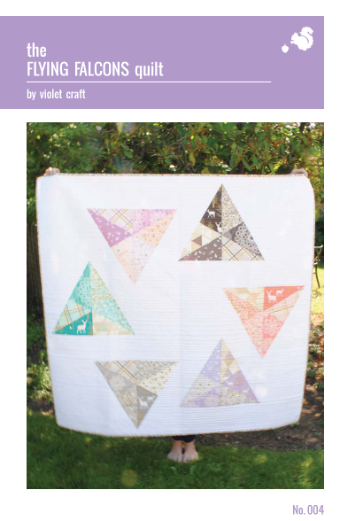 Flying Falcons Quilt