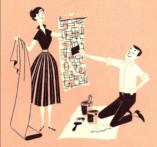 Vintage illustration, origin unknown.