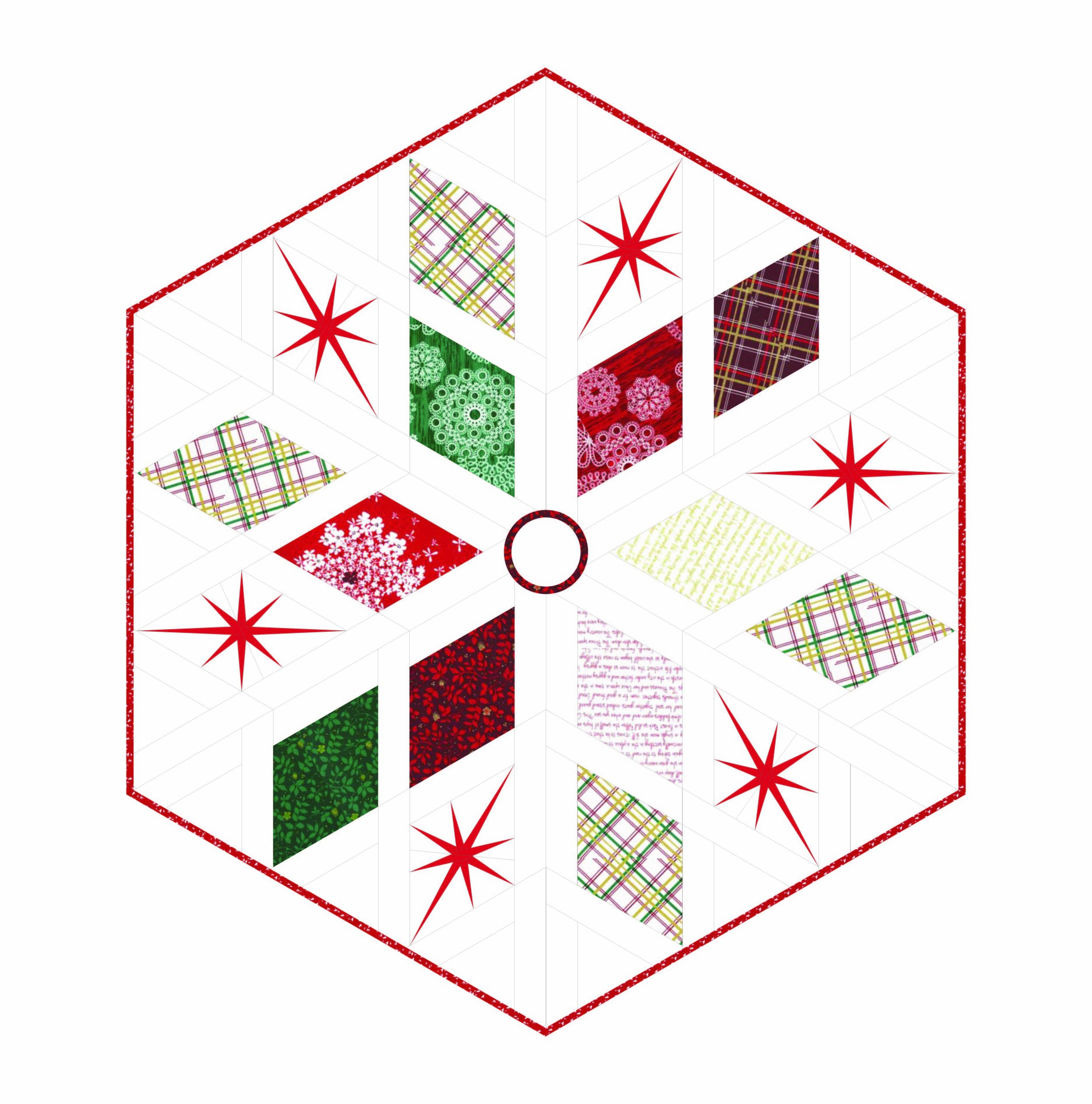 Atomic Starburst Tree Skirt Hexagon Small.jpg