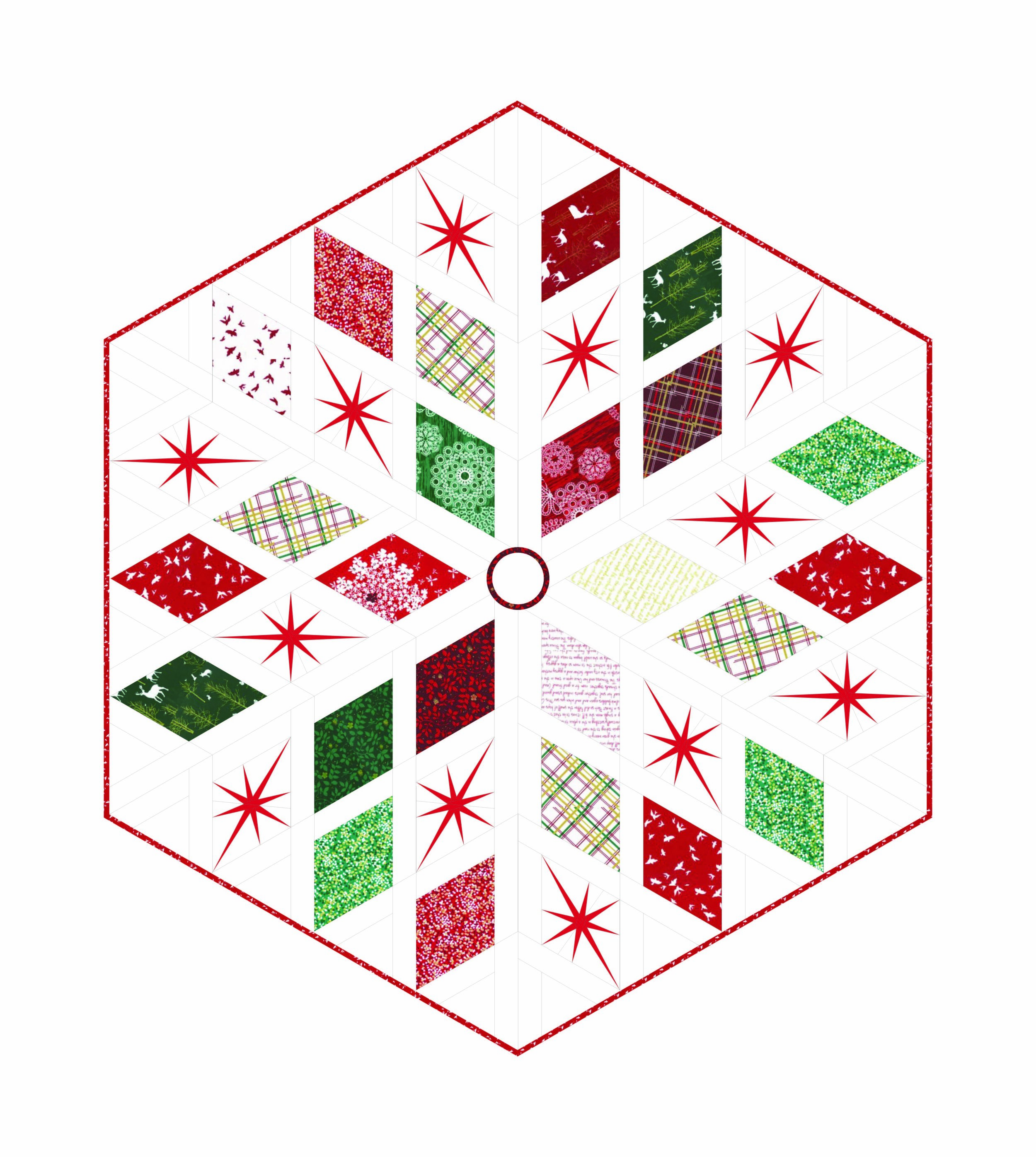 Atomic Starburst Tree Skirt Hexagon Large.jpg