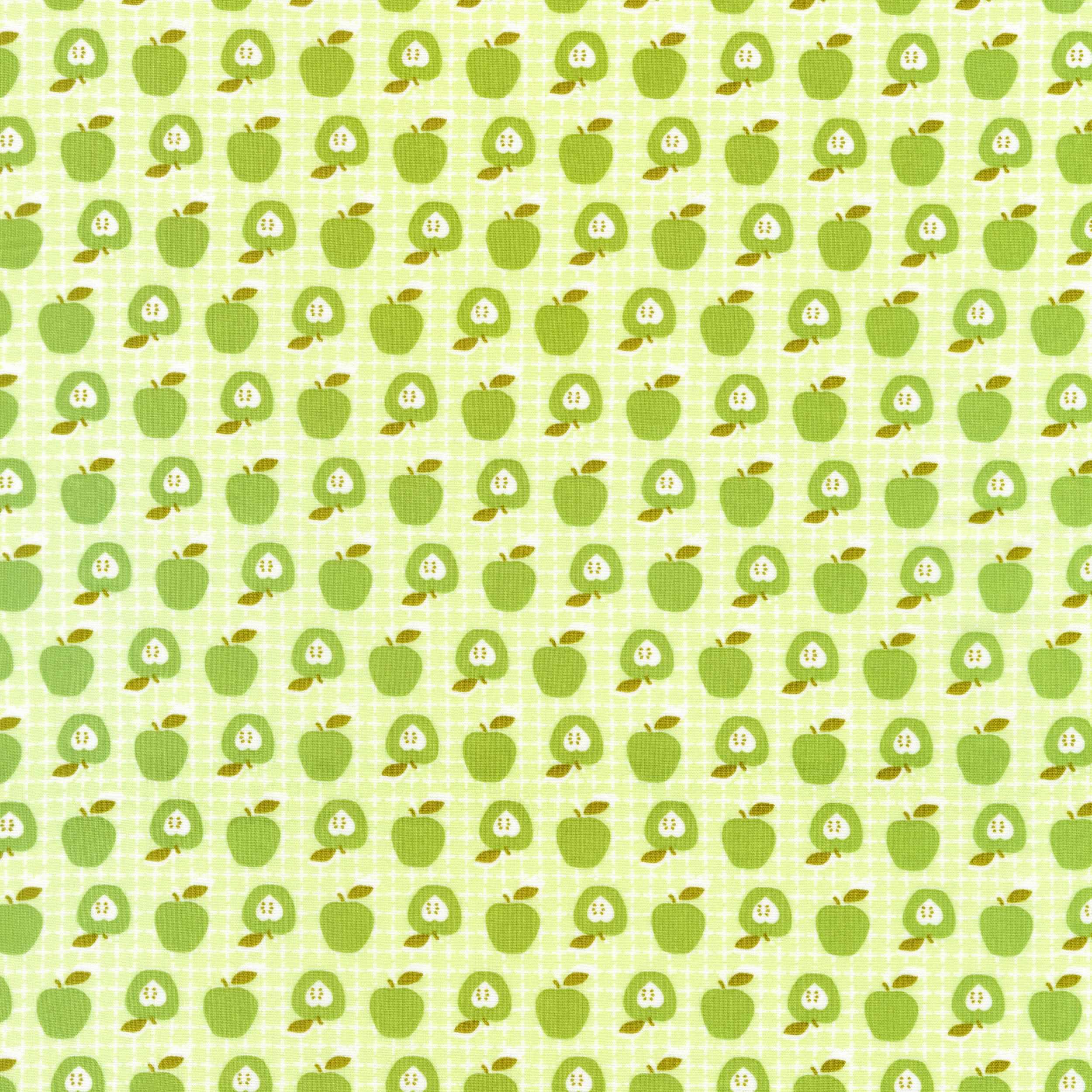 AVL-18151-43 Apples LEAF
