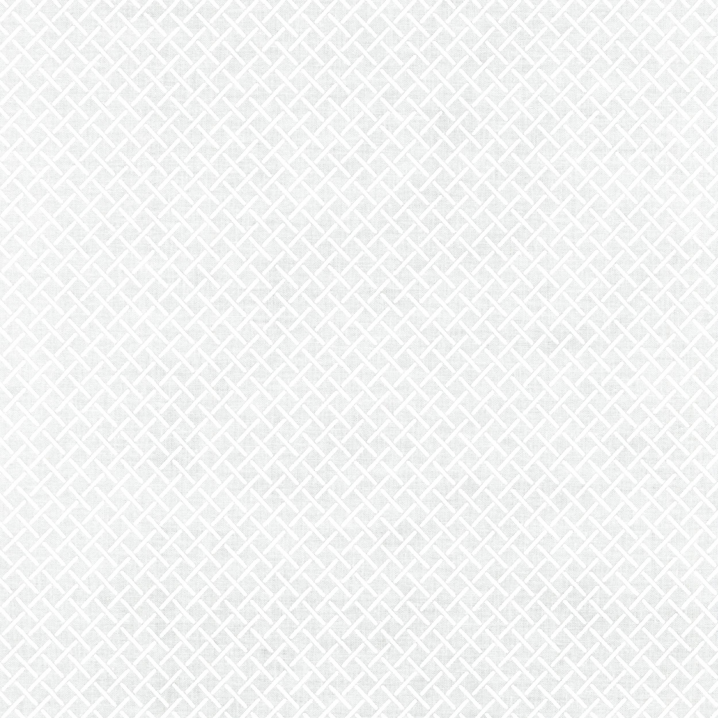 AVL-18153-1 Raffia Weave WHITE