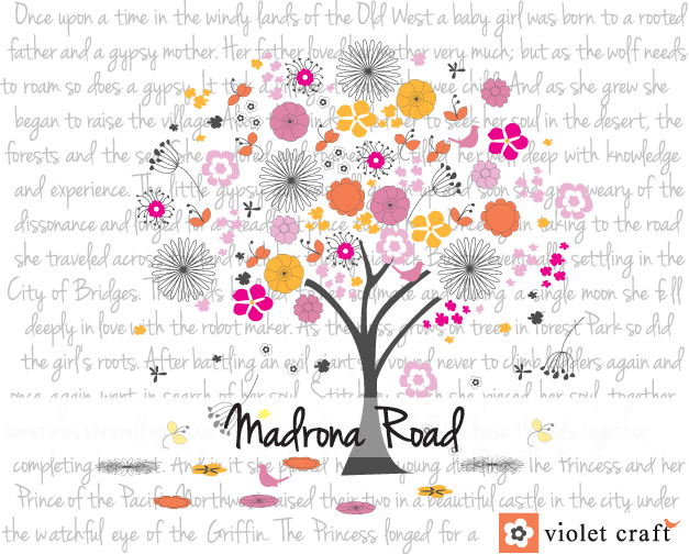 (2012) Madrona Road - Out of Print