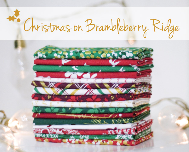 (2016) Christmas on Brambleberry Ridge - Out of Print