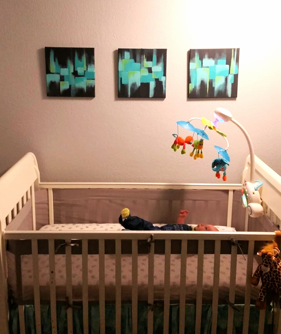 Henry's Nursery Abstract Series