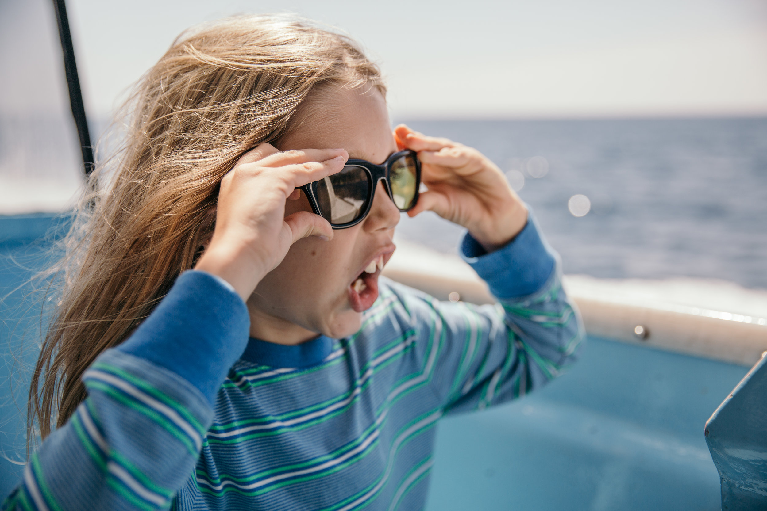 Catalina Island Express. Southern California family photographer.  San Clemente family and lifestyle photographer.