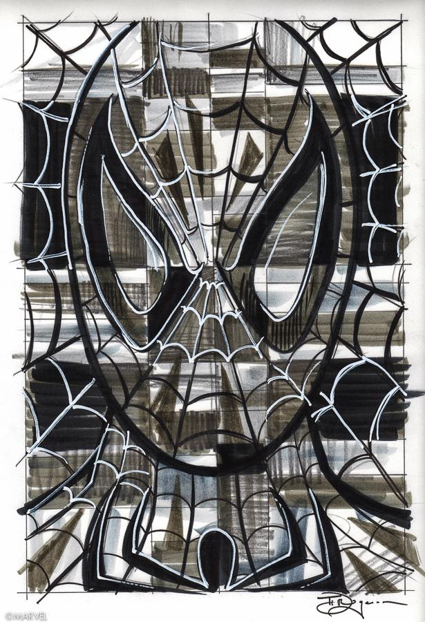 SpiderMan Pencil.jpg
