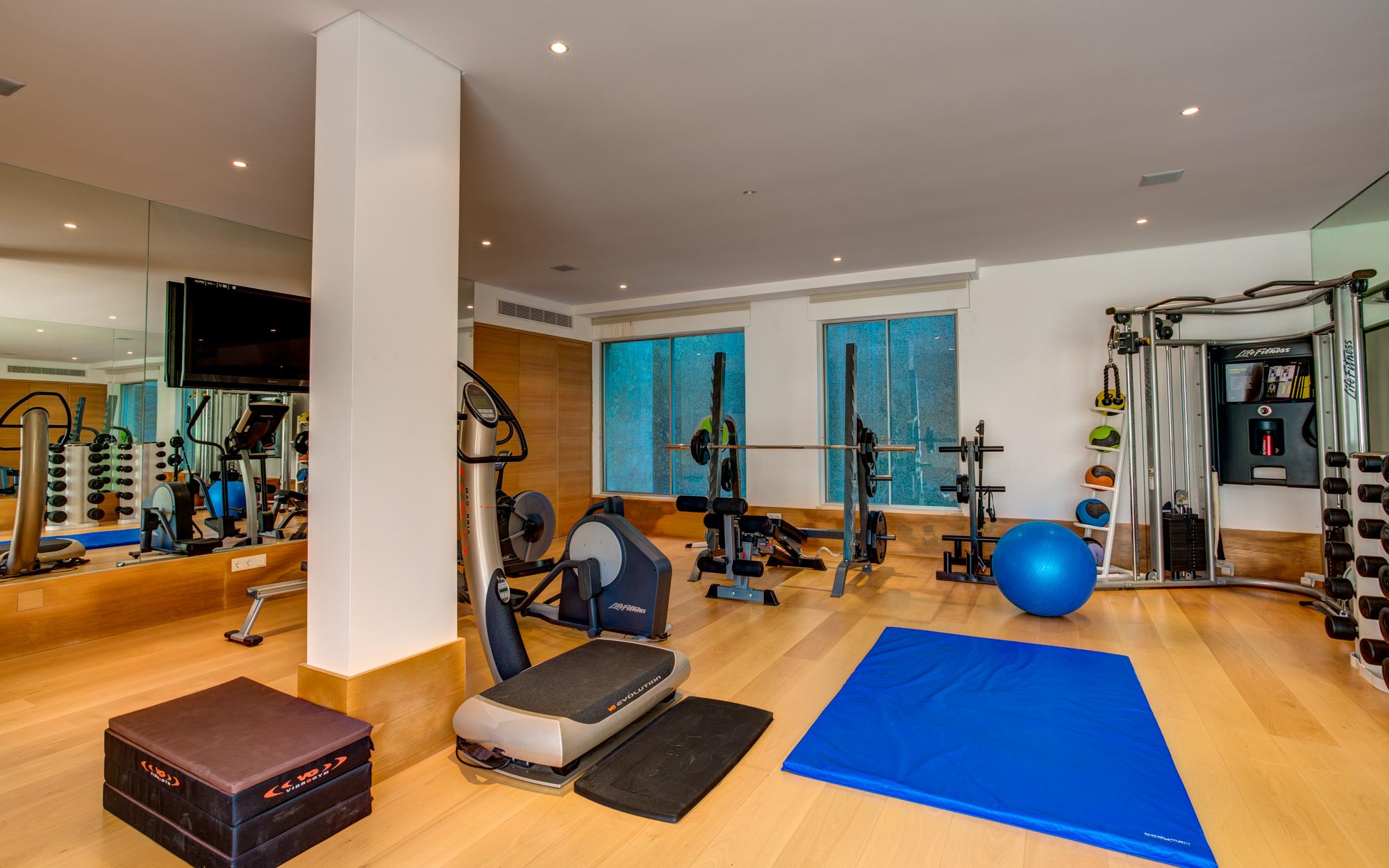 Villa Moon Sone, 5 bedroom prestige villa in Quinta do Lago, Algarve,gymnsaium.jpg