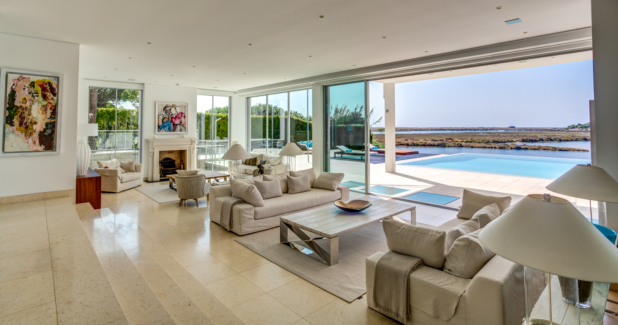 Villa Moon Sone, 5 bedroom prestige villa in Quinta do Lago, Algarve,lounge 3.jpg