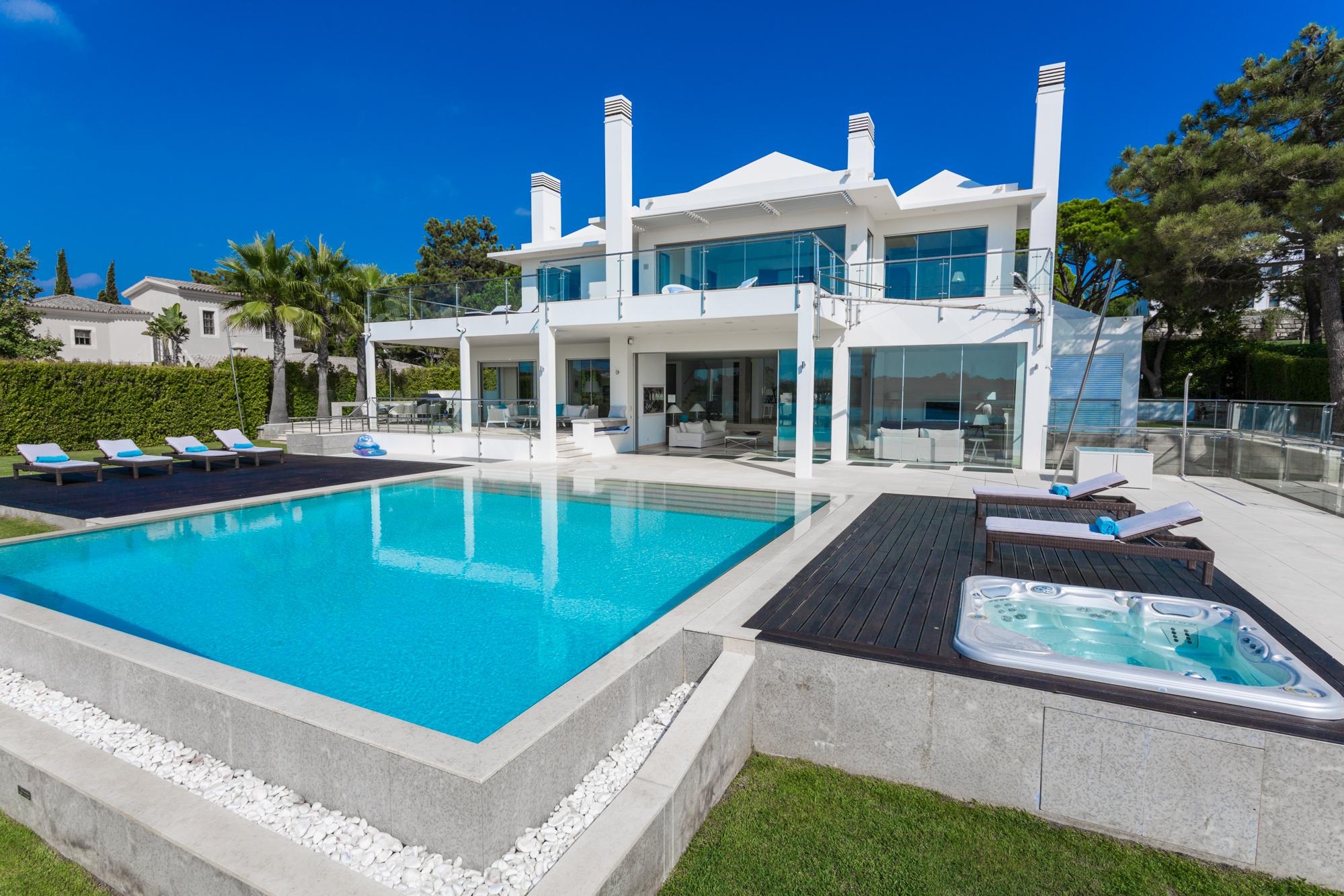 Villa Moon Sone, 5 bedroom prestige villa in Quinta do Lago, Algarve,pool1.jpg