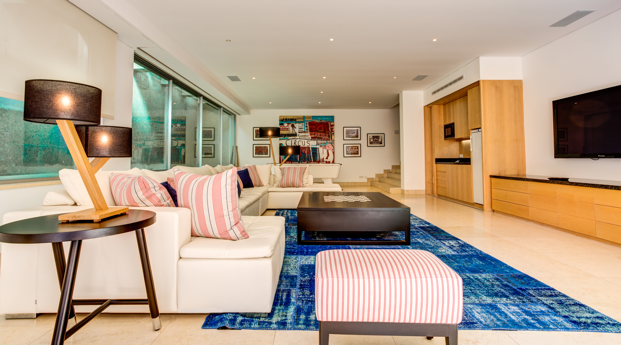Villa Moon Sone, 5 bedroom prestige villa in Quinta do Lago, Algarve,TV room.jpg