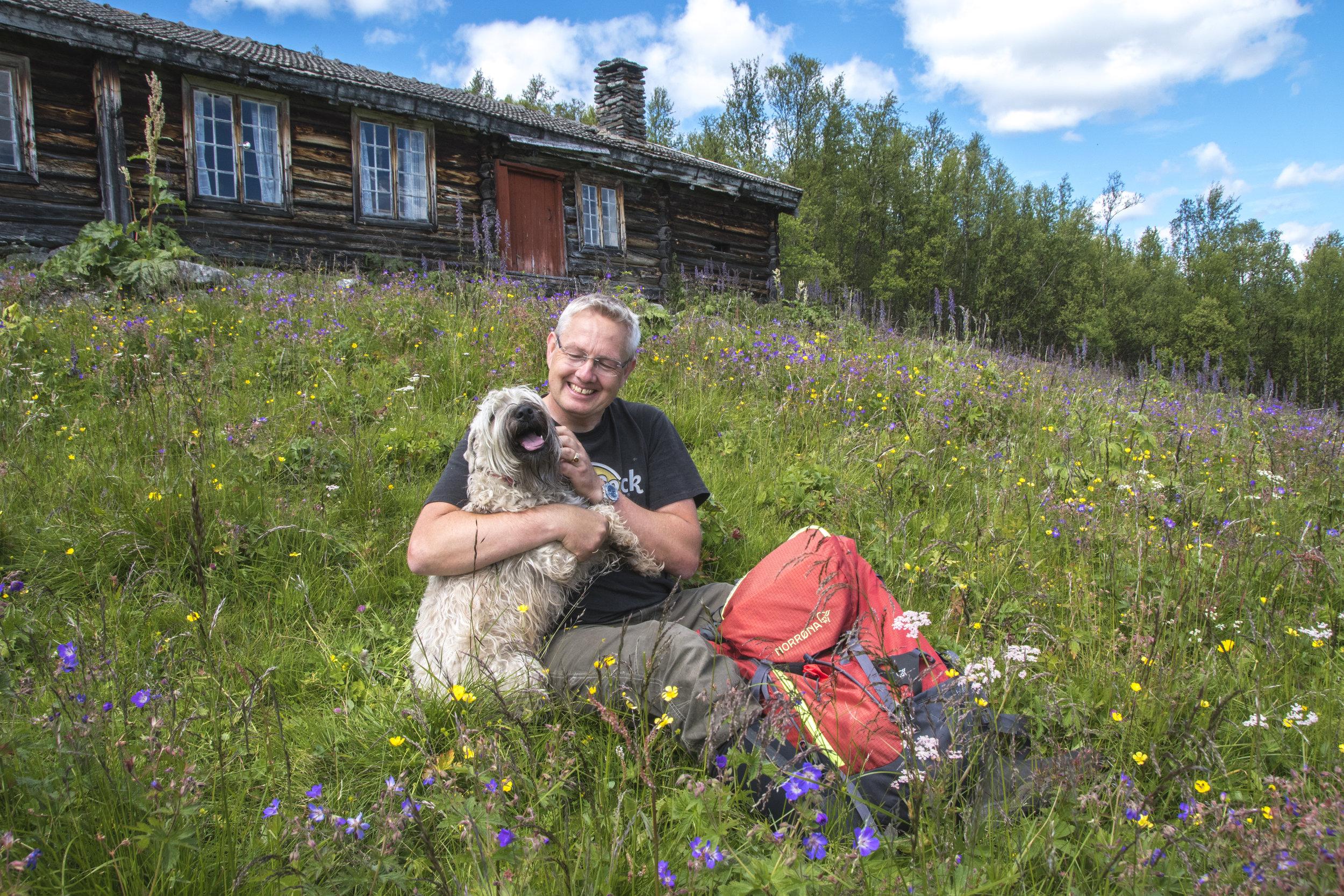 fredrikseter. foto: g. e. skog