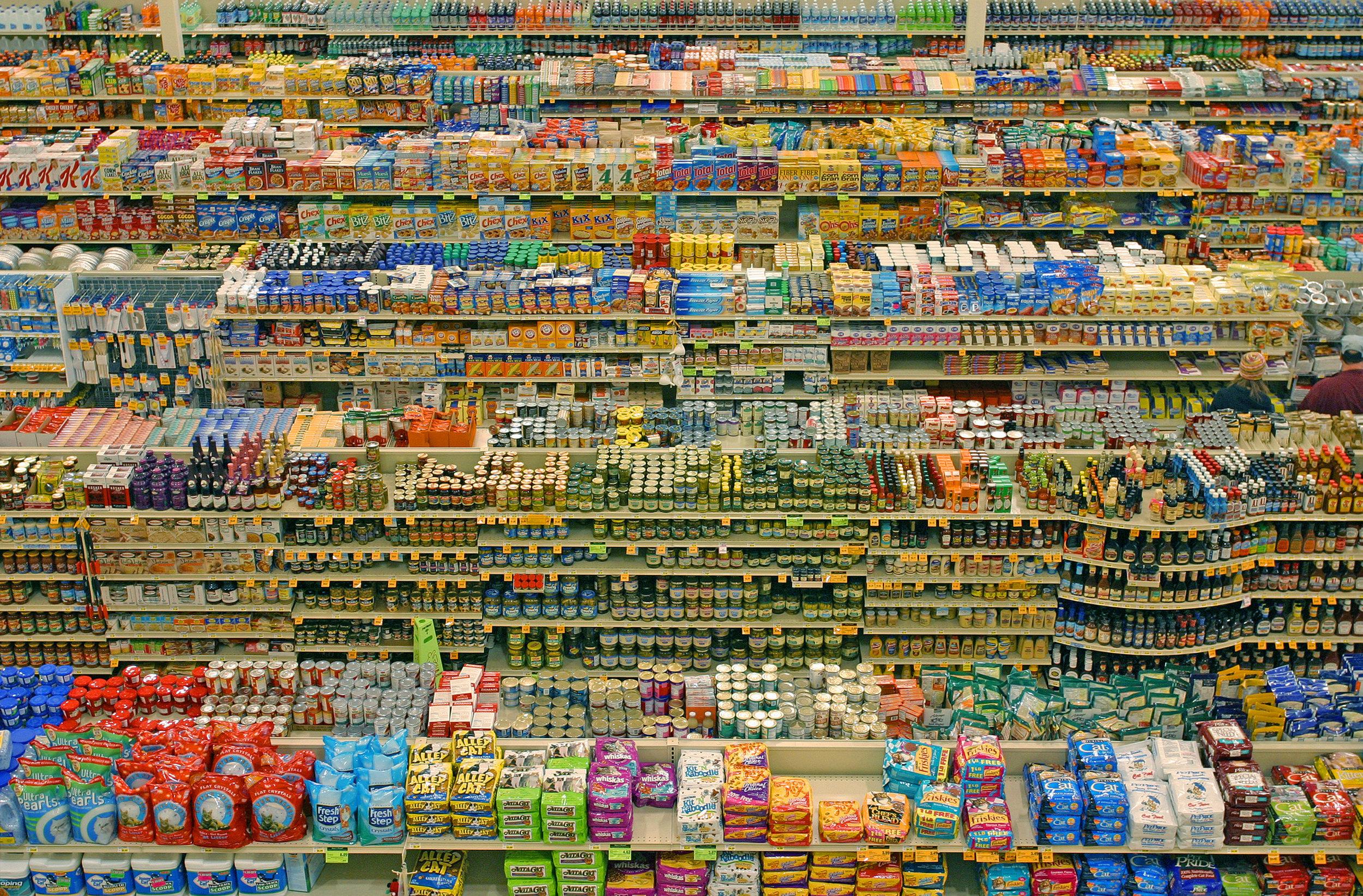 Unsustainable food