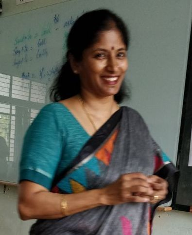 Ms. Padmashree R P, Lecturer,RIESI