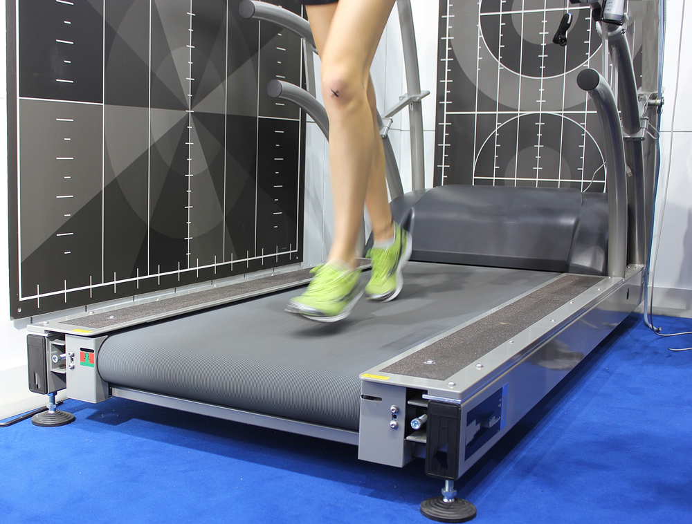 Video treadmill analysis