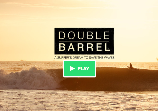 Surfers Eyes Directorのアンジー 高波初監督  映画 「バブルバレル」撮影開始のためのキックスターター募金が始まりました。 詳しくは当サイトトップページ内のトピック [Double Barrel] をご覧ください。