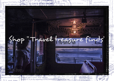 "Online Shop ""Travel treasure finds'"