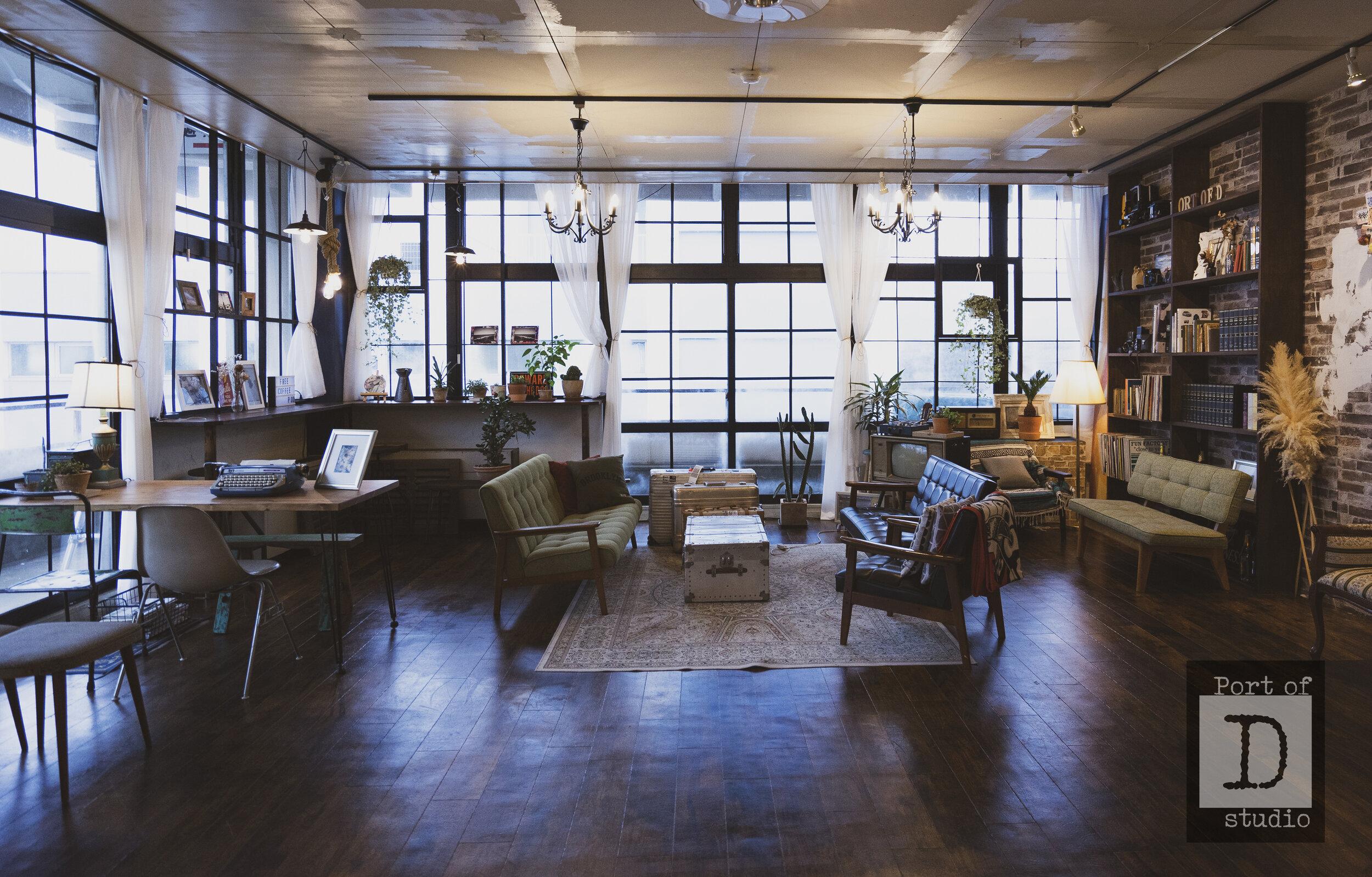 NY Brooklyn apartment floor