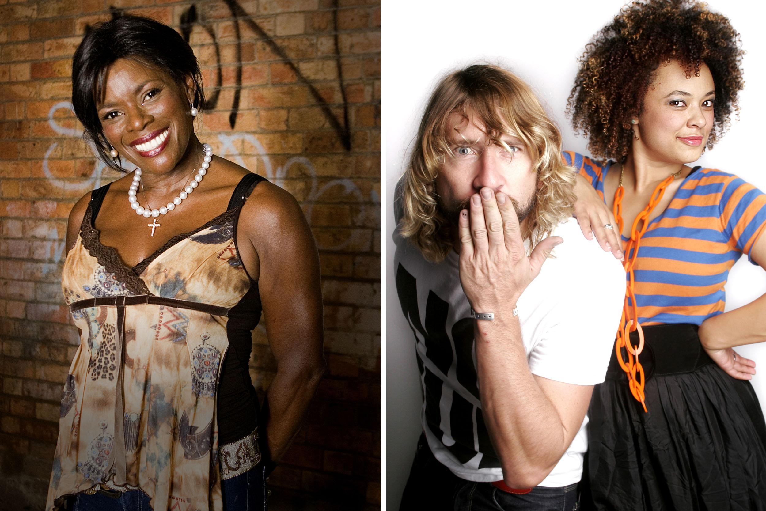 Marcia Hines  - Sneaky Sound System (original)