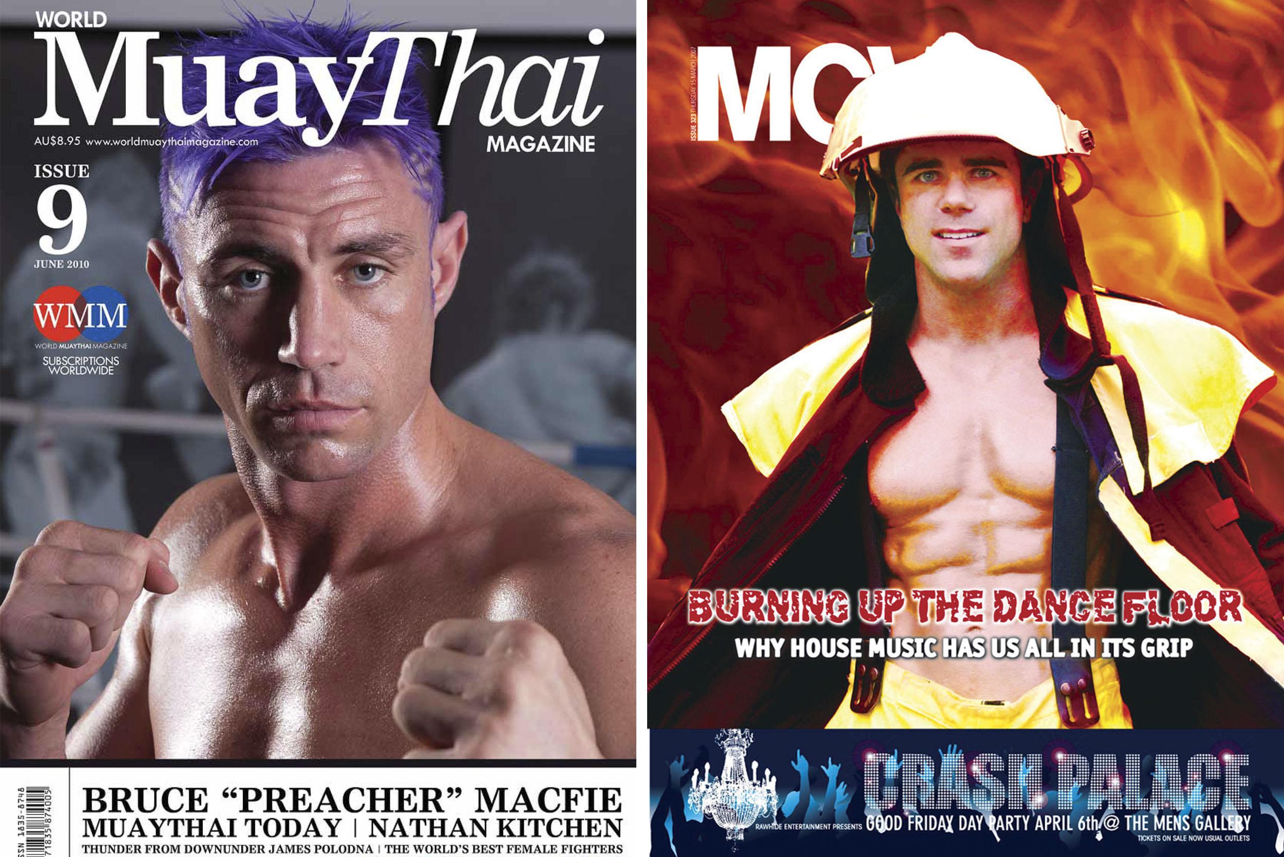 Muay Thai & MVC