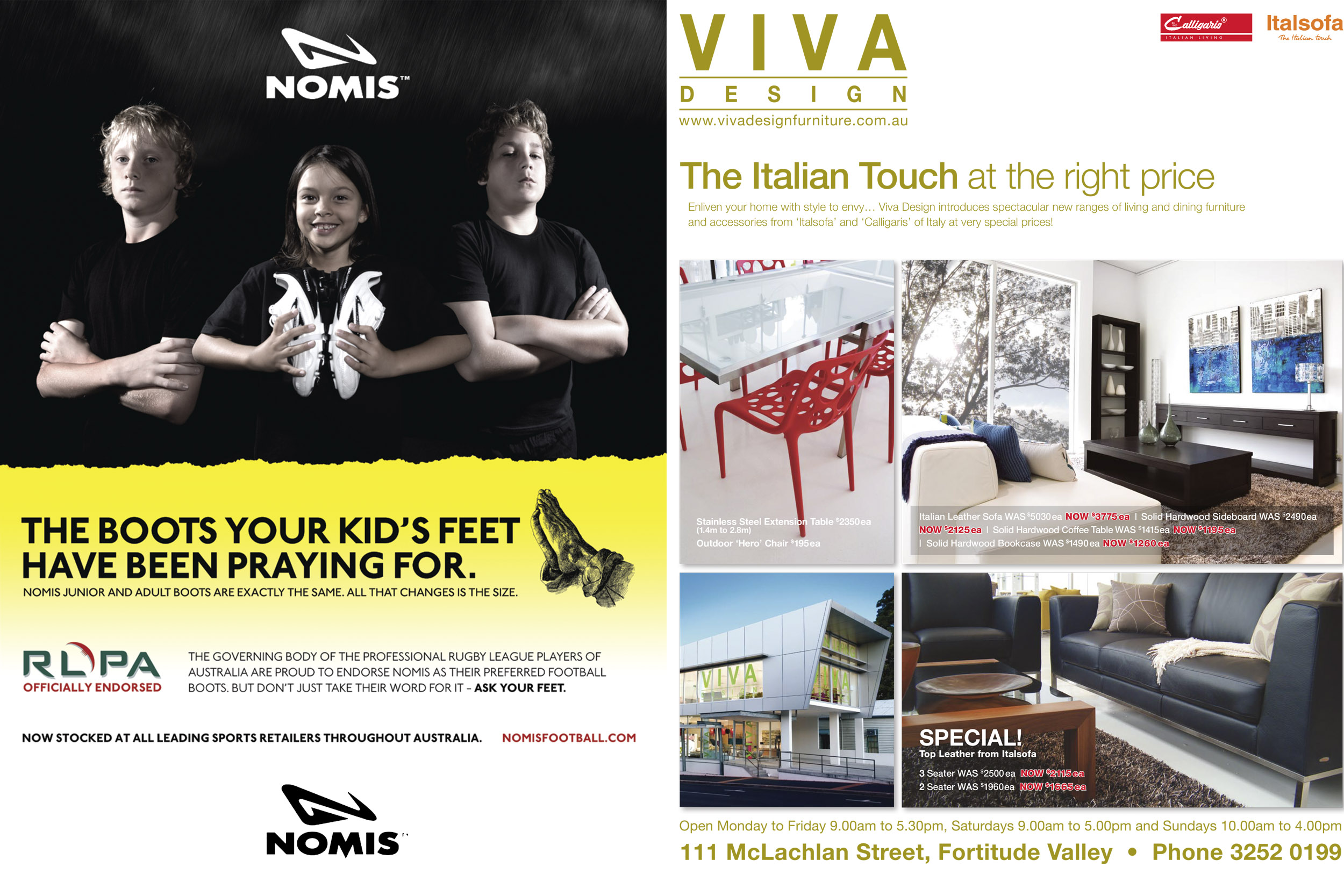Nomis / Viva