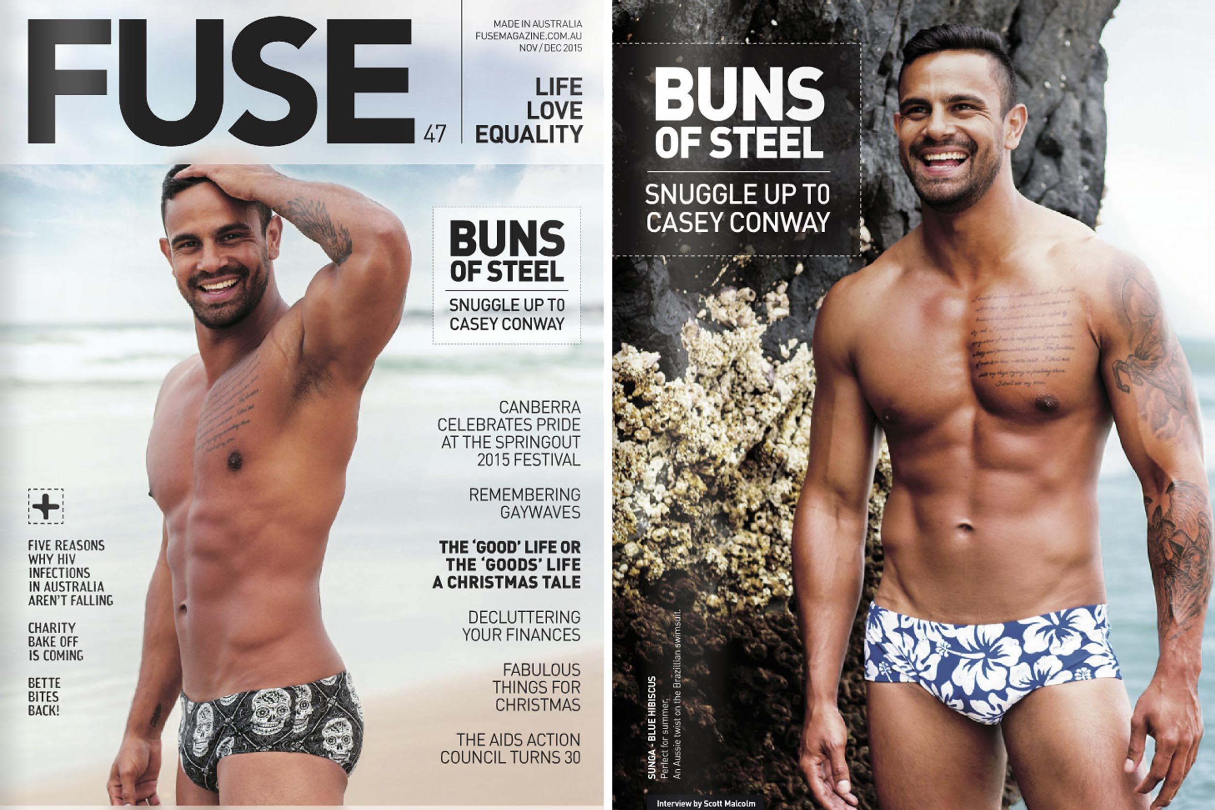 Casey Conway   Fuse Magazine