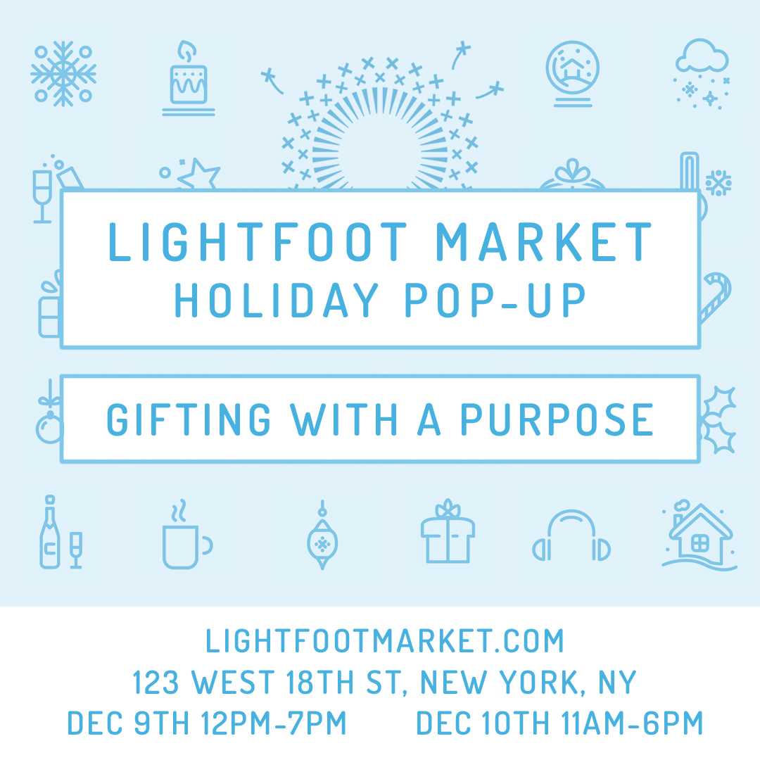 As we prepare to celebrate this Holidays,please join us in supporting small, local businesses whose values you share and come meet the people behind the work.You'll have fun and your gifts will have meaning and a positive impact. What's not to love?    Hope to see some of you at either or both of these great Holiday pop-ups.    Happy Holidays from Various Mediums Inc.! xx