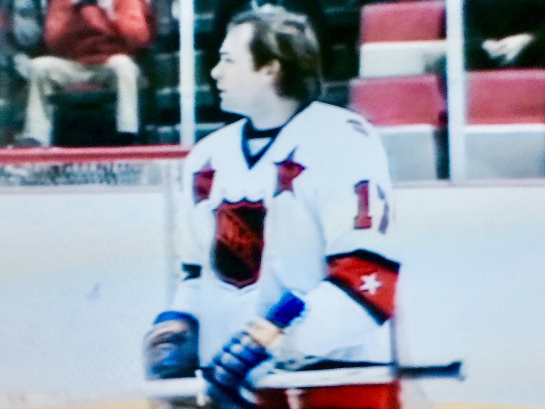 Danny Gare 1980 AllStar Game, Detroit , MI