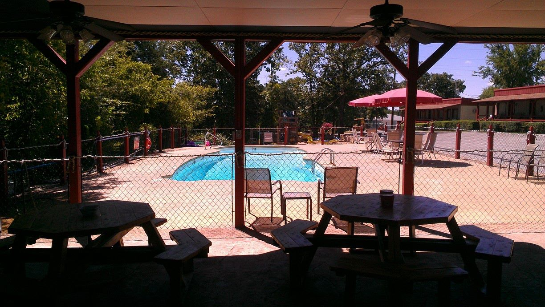 Pool & Pavilion