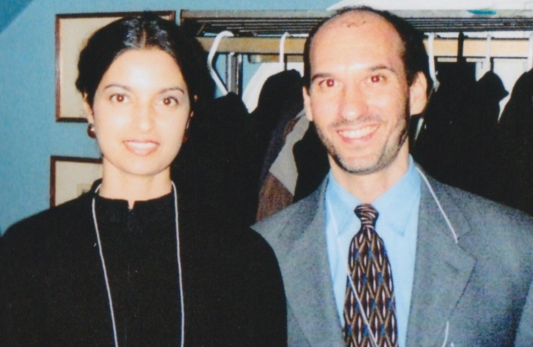 with Jhumpa Lahiri, the youngest person to win the Pulitzer Prize.